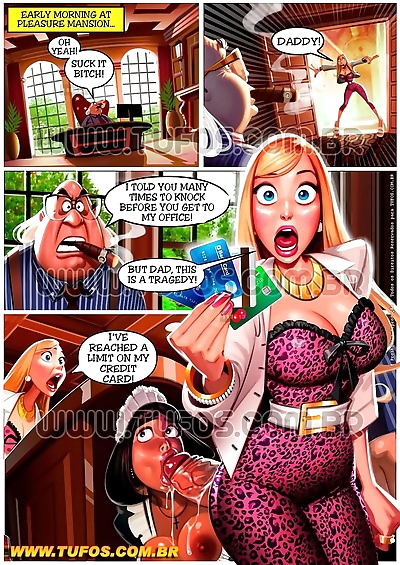 Rich Family 4 - Blowing The..