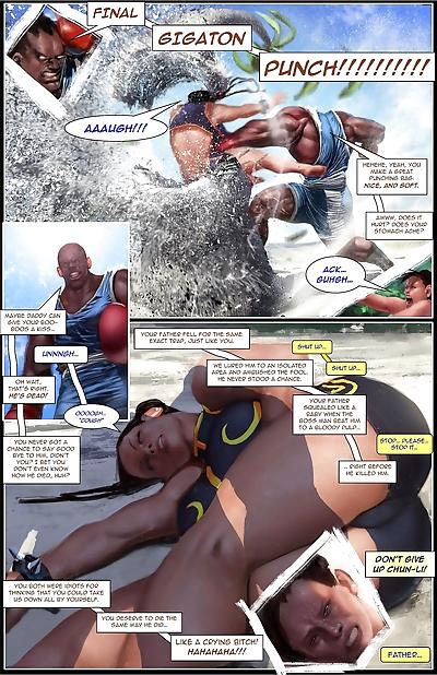 Chun-Li: The Gauntlet - part 2