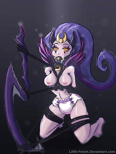nghệ sĩ Lilith tôn sùng phần 3