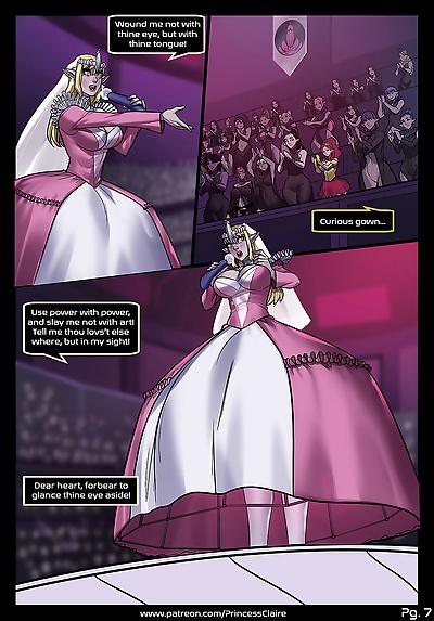 Princess Claire Ch. 0-2 -..