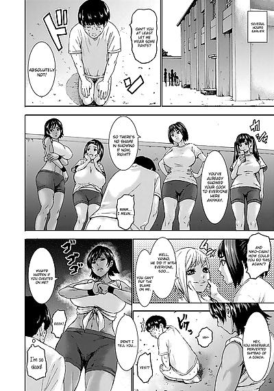 Chounyuu Gakuen - Academy For Huge Breasts Ch. 1-7 - part 7