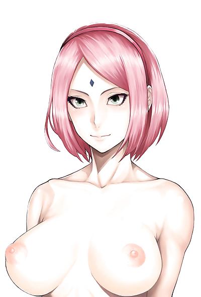 Naruto - Sakura Haruno - part 3