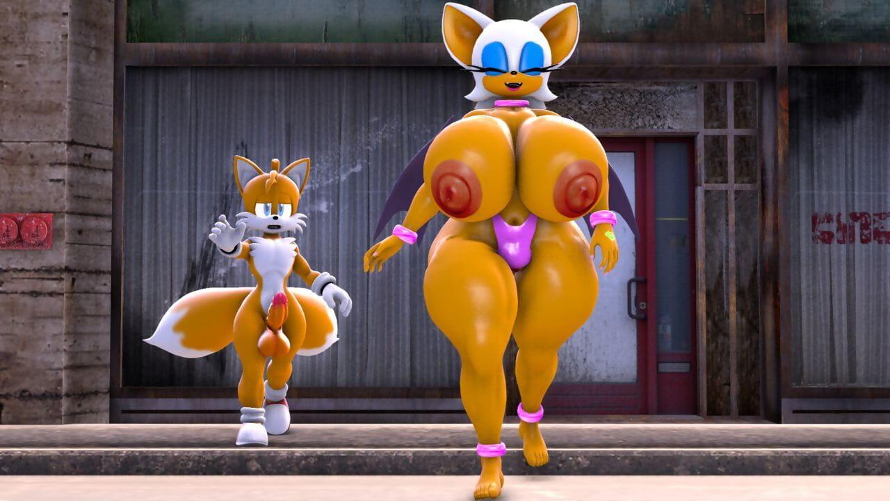 Sonic Hentai